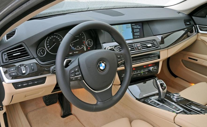 2014 BMW 5-Series (spy photo) - Slide 29