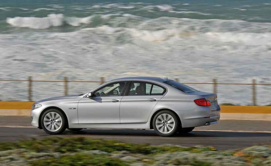 2014 BMW 5-Series (spy photo) - Slide 43