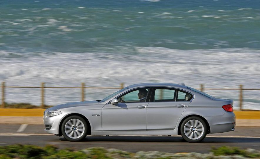 2014 BMW 5-Series (spy photo) - Slide 44