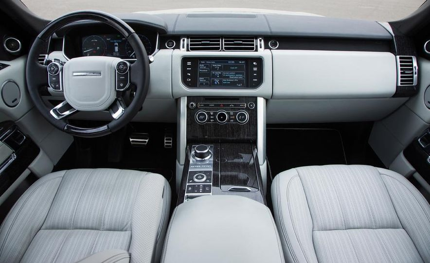 2014 Land Rover Range Rover Sport (spy photo) - Slide 65