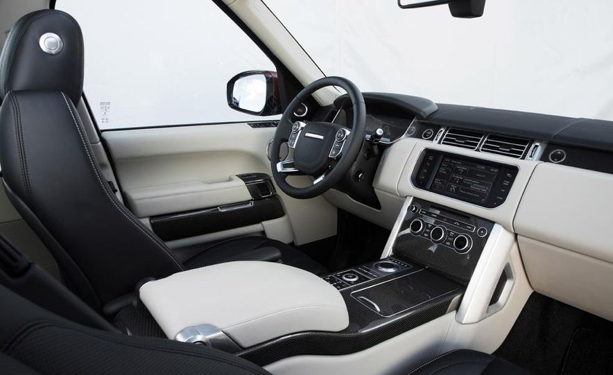 2014 Land Rover Range Rover Sport (spy photo) - Slide 71