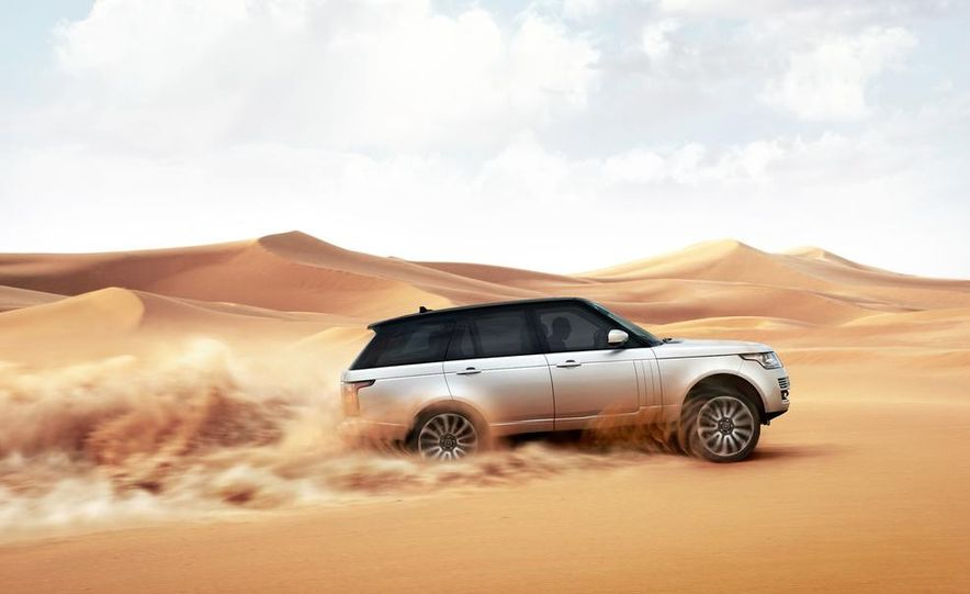2014 Land Rover Range Rover Sport (spy photo) - Slide 21