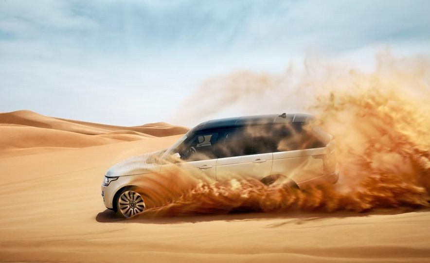 2014 Land Rover Range Rover Sport (spy photo) - Slide 25