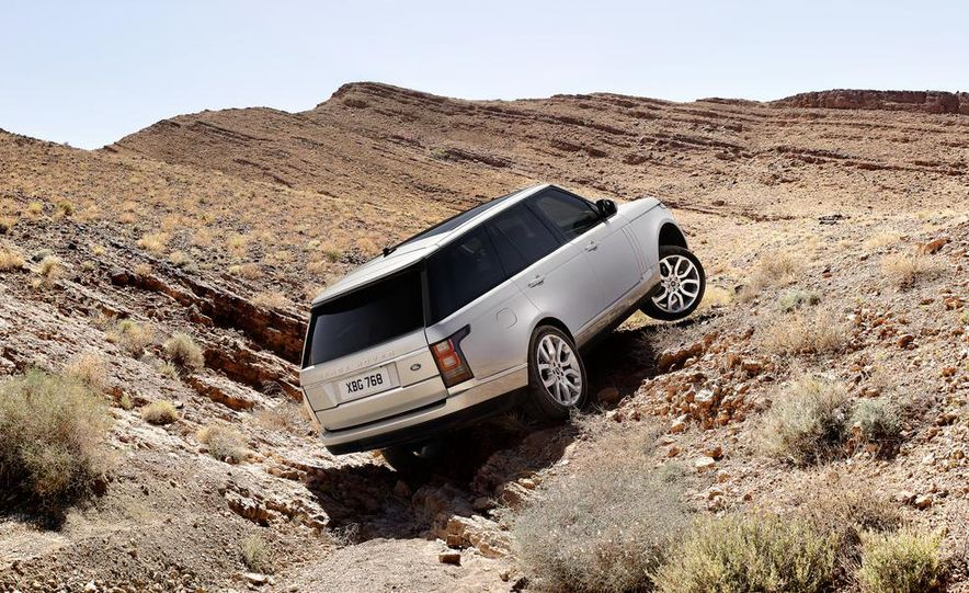 2014 Land Rover Range Rover Sport (spy photo) - Slide 41