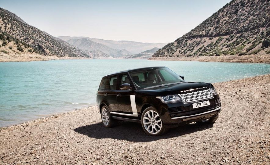 2014 Land Rover Range Rover Sport (spy photo) - Slide 49