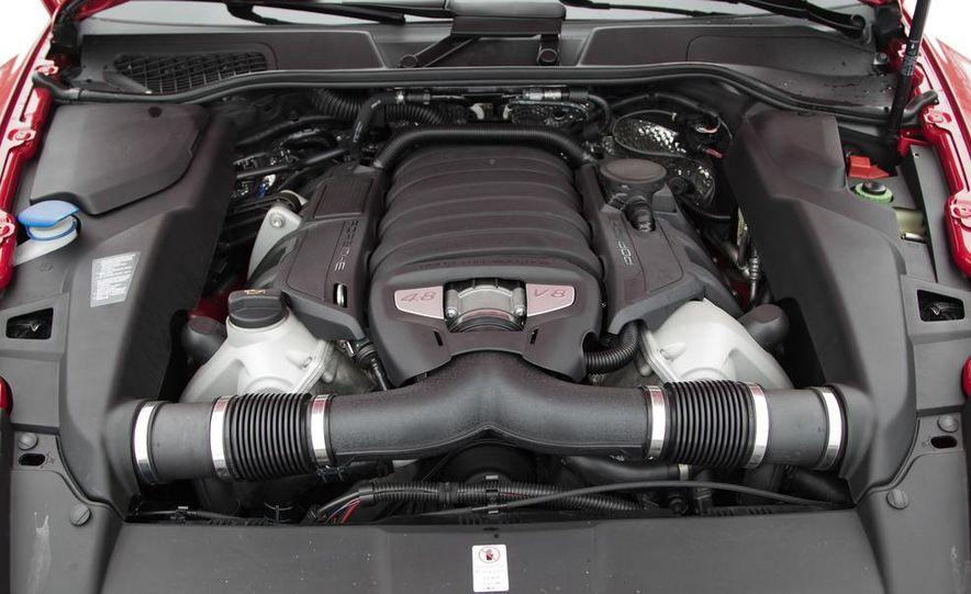 2013 Porsche Cayenne GTS - Slide 51