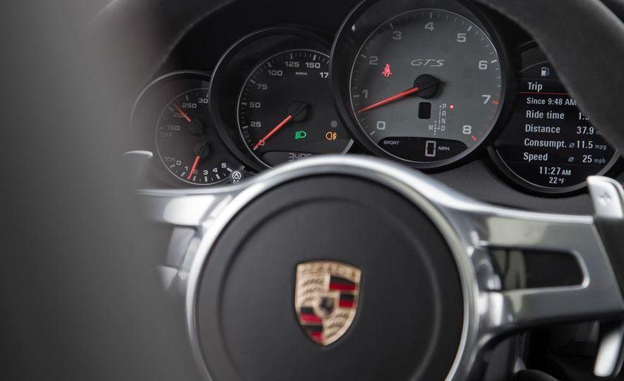 2013 Porsche Cayenne GTS - Slide 46