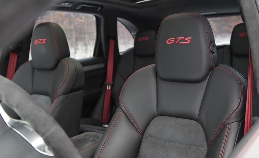 2013 Porsche Cayenne GTS - Slide 45