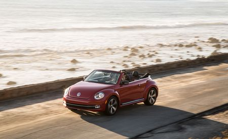 2013 Volkswagen Beetle Turbo Convertible