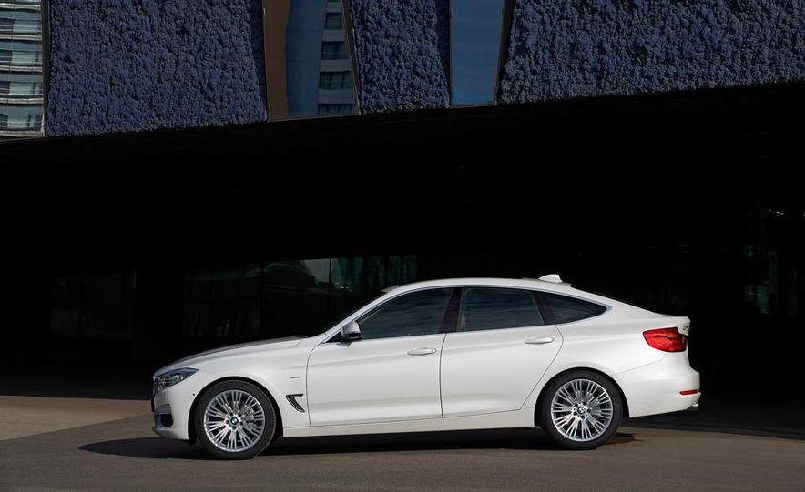 2014 BMW 335i GT xDrive - Slide 97