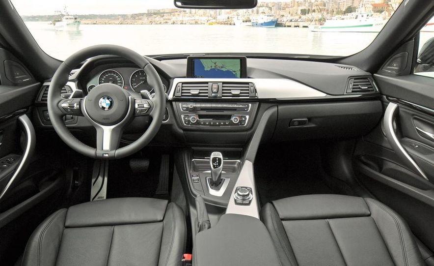 2014 BMW 335i GT xDrive - Slide 71