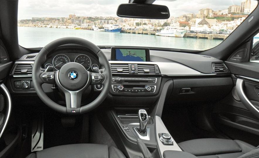 2014 BMW 335i GT xDrive - Slide 72
