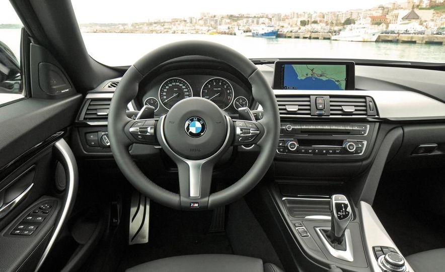 2014 BMW 335i GT xDrive - Slide 73