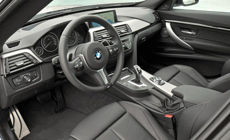 2014 BMW 335i GT xDrive - Slide 75