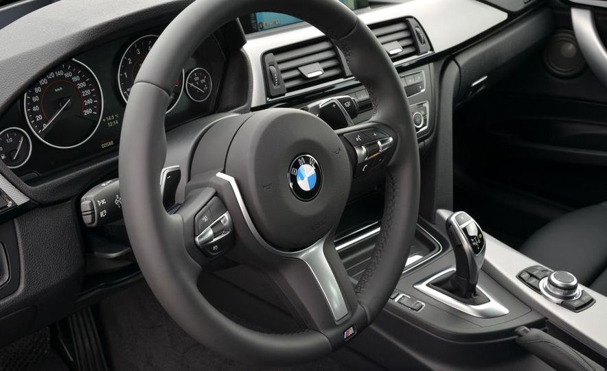 2014 BMW 335i GT xDrive - Slide 78