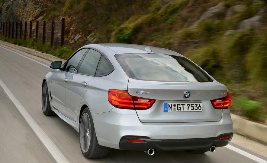2014 BMW 335i GT xDrive - Slide 48
