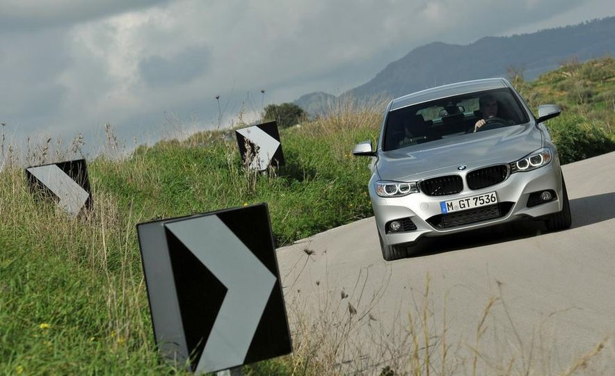 2014 BMW 335i GT xDrive - Slide 50