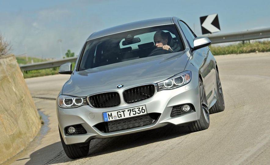 2014 BMW 335i GT xDrive - Slide 51