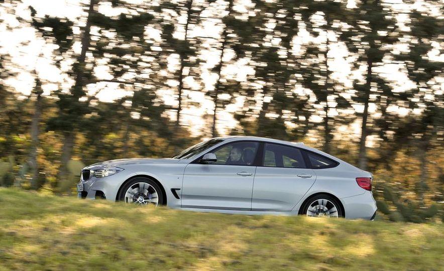 2014 BMW 335i GT xDrive - Slide 52