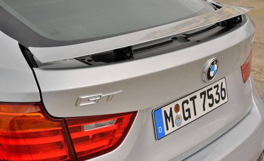 2014 BMW 335i GT xDrive - Slide 67