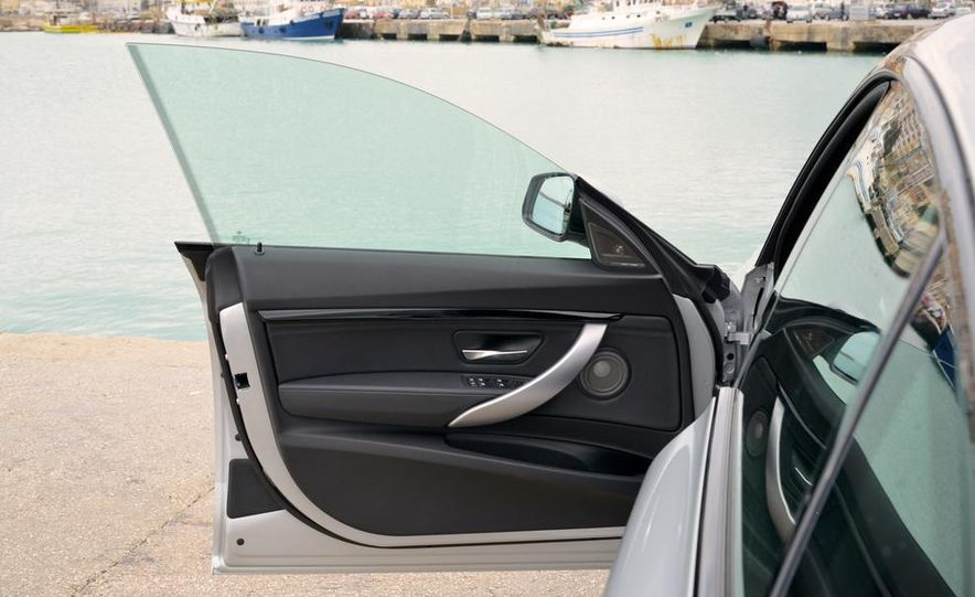 2014 BMW 335i GT xDrive - Slide 81