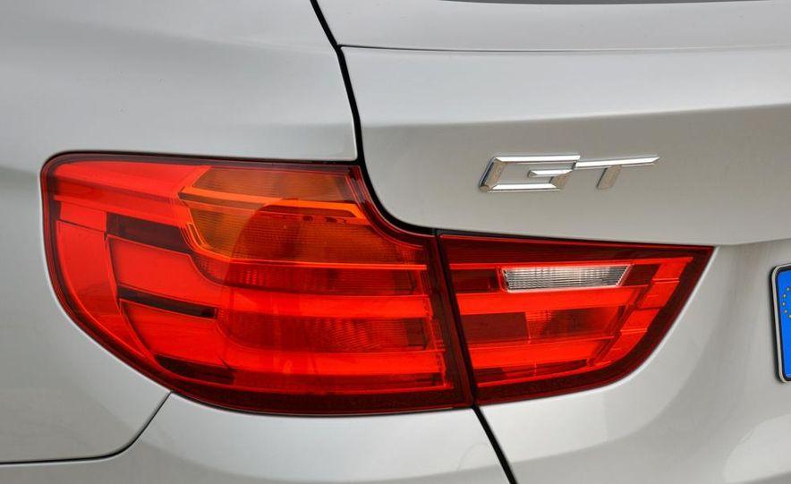 2014 BMW 335i GT xDrive - Slide 68