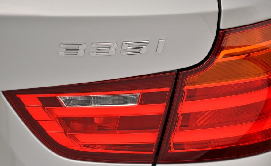 2014 BMW 335i GT xDrive - Slide 69