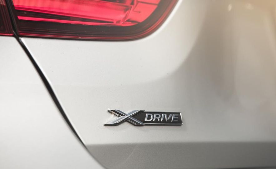 2014 BMW 335i GT xDrive - Slide 14