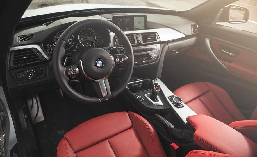 2014 BMW 335i GT xDrive - Slide 15