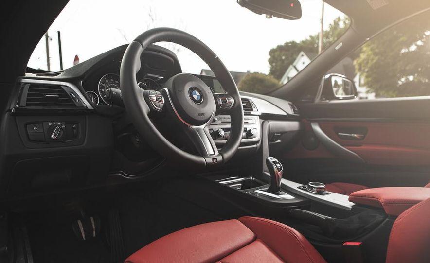 2014 BMW 335i GT xDrive - Slide 16