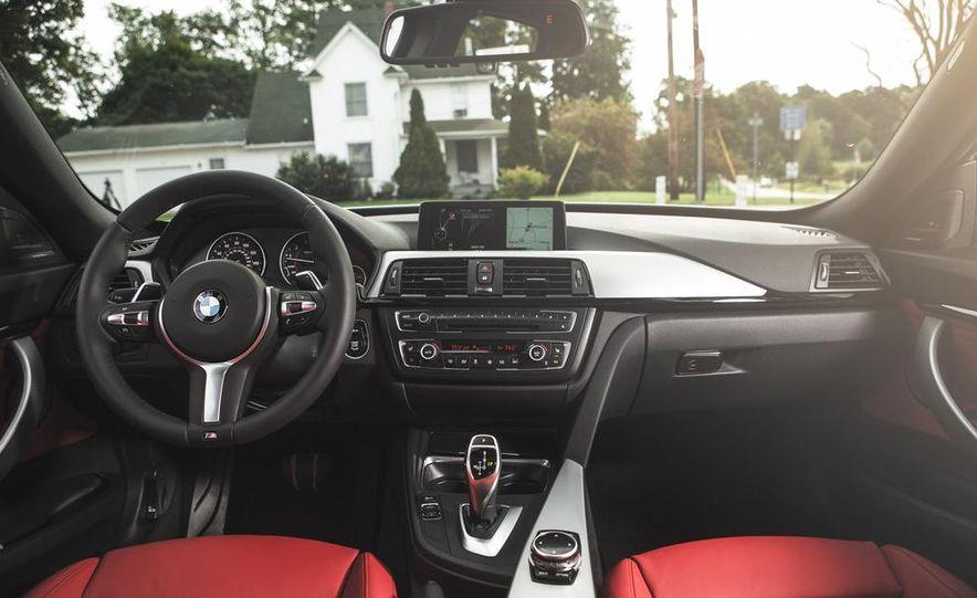 2014 BMW 335i GT xDrive - Slide 17