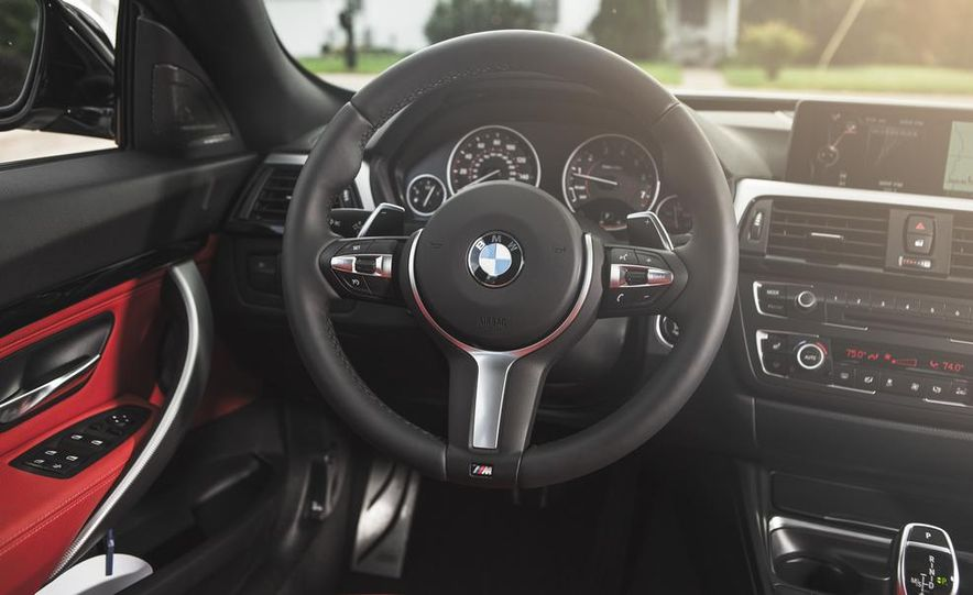 2014 BMW 335i GT xDrive - Slide 18
