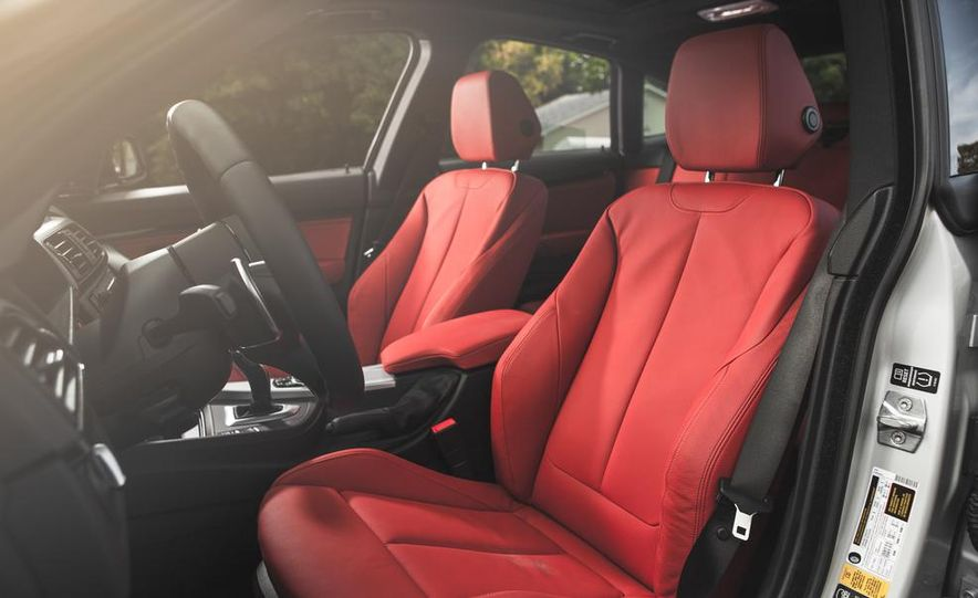 2014 BMW 335i GT xDrive - Slide 20