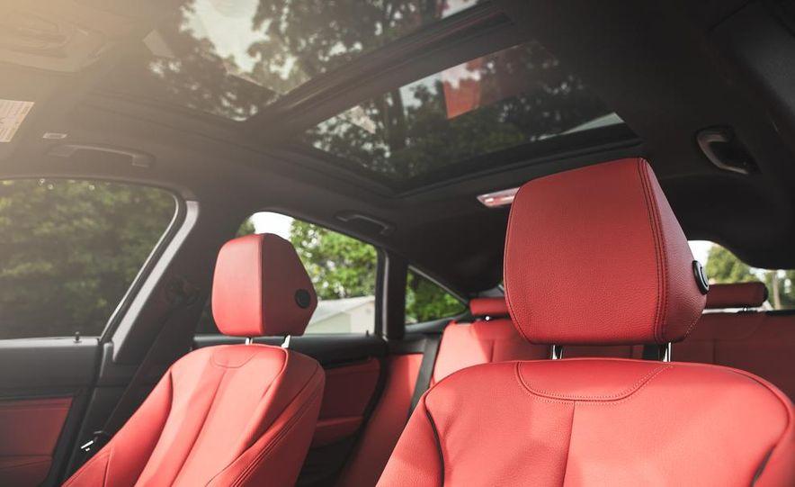2014 BMW 335i GT xDrive - Slide 21