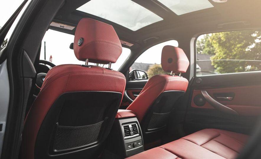 2014 BMW 335i GT xDrive - Slide 22