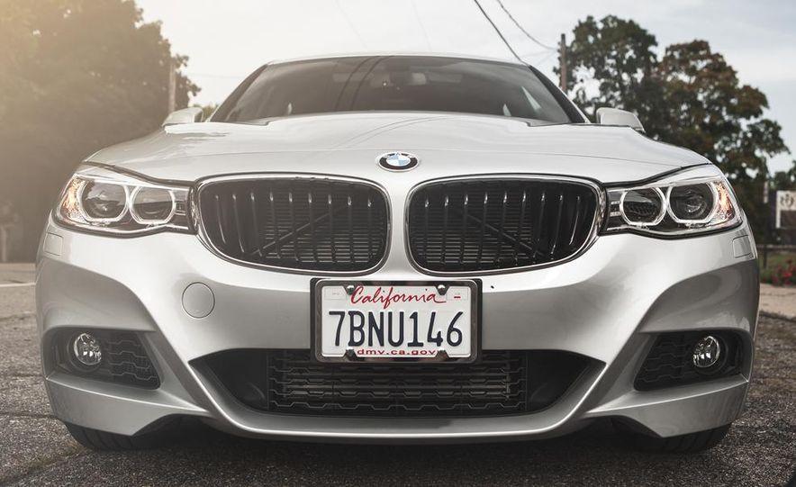 2014 BMW 335i GT xDrive - Slide 3