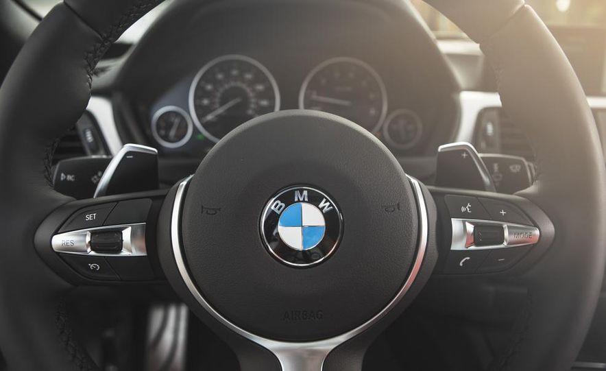 2014 BMW 335i GT xDrive - Slide 24