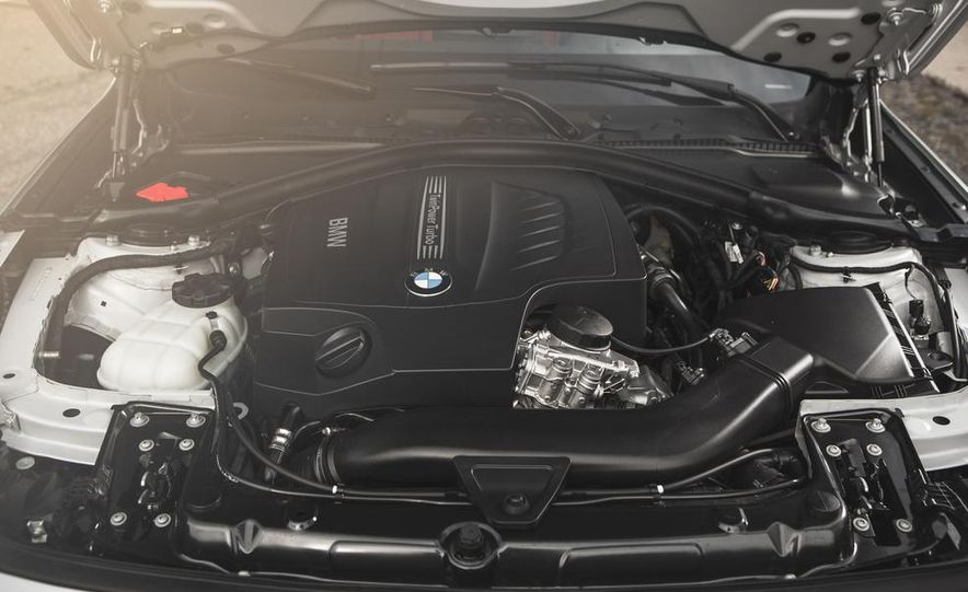 2014 BMW 335i GT xDrive - Slide 38