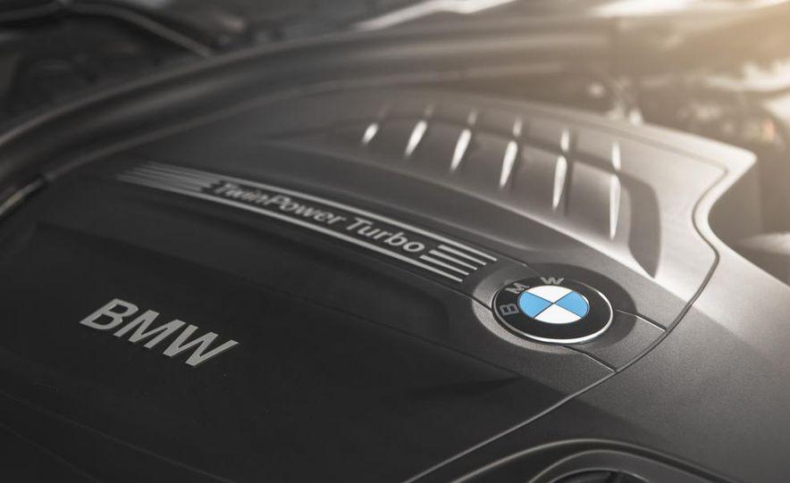2014 BMW 335i GT xDrive - Slide 40