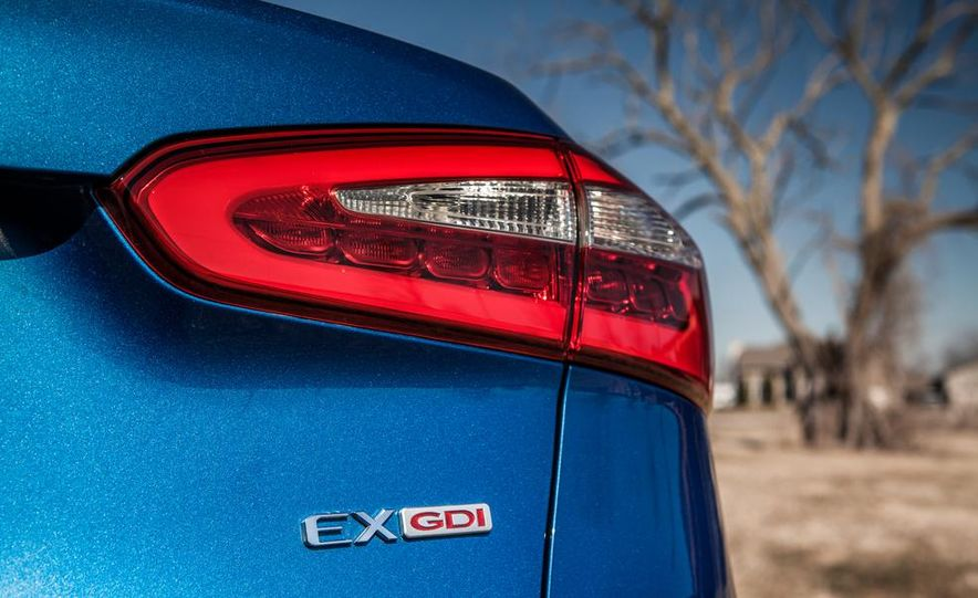 2014 Kia Forte EX GDI sedan - Slide 27