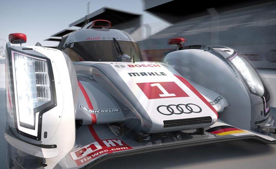 Audi Project Scorpion (artist's rendering) - Slide 24
