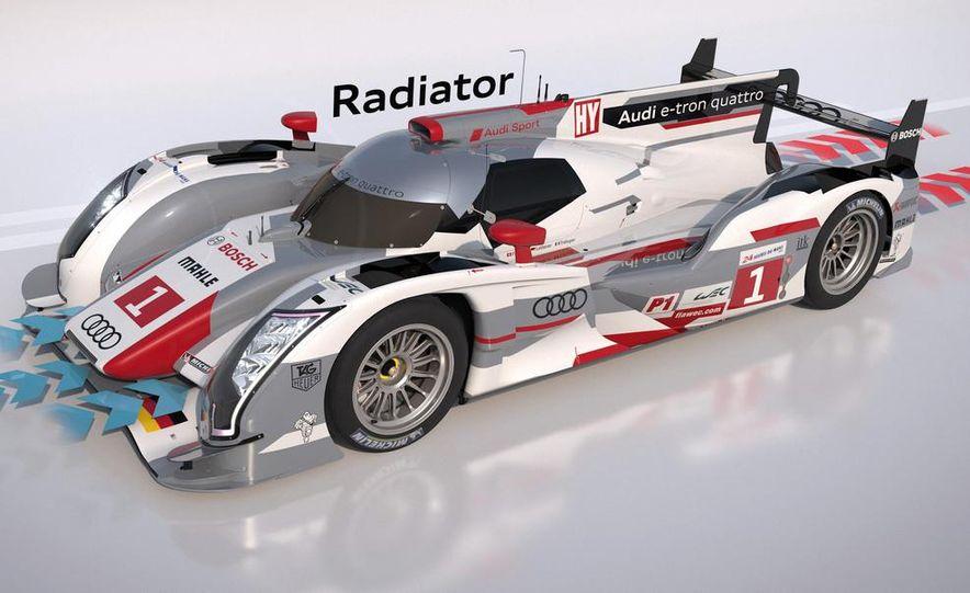 Audi Project Scorpion (artist's rendering) - Slide 29