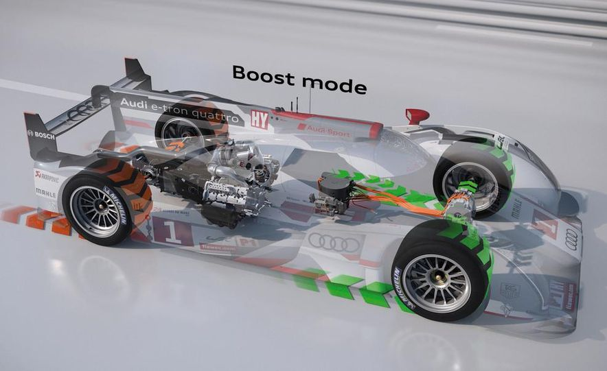 Audi Project Scorpion (artist's rendering) - Slide 33