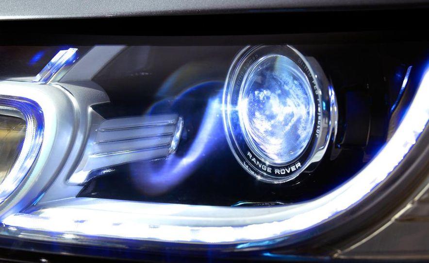 2014 Land Rover Range Rover Sport - Slide 52