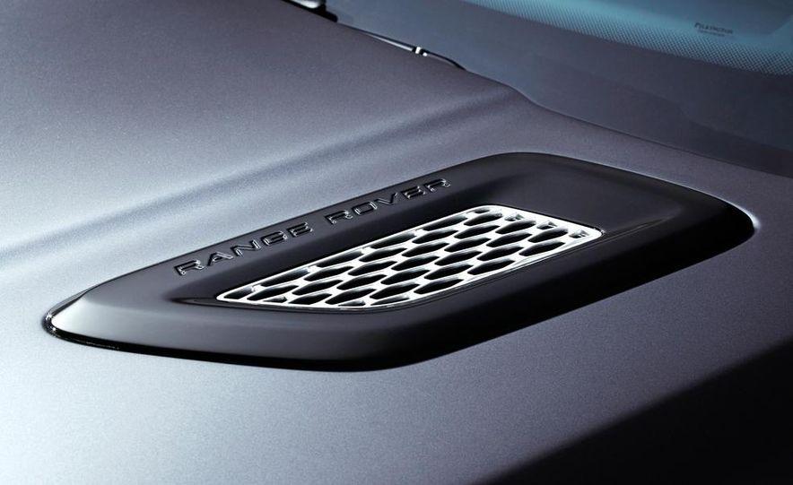 2014 Land Rover Range Rover Sport - Slide 56