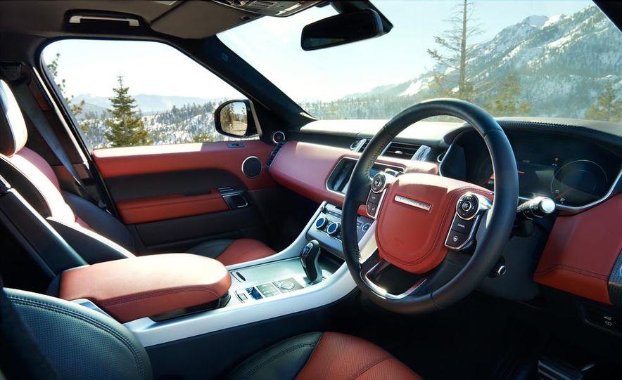 2014 Land Rover Range Rover Sport - Slide 37