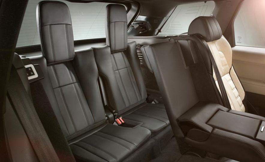 2014 Land Rover Range Rover Sport - Slide 59