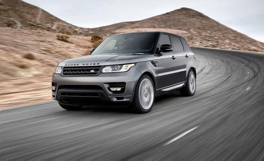 2014 Land Rover Range Rover Sport - Slide 1