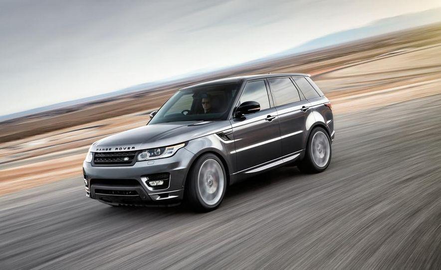 2014 Land Rover Range Rover Sport - Slide 3