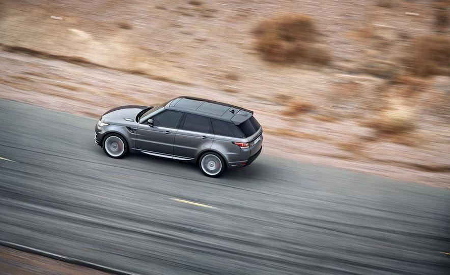 2014 Land Rover Range Rover Sport - Slide 5